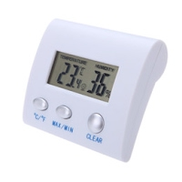 Digital Thermometer Hygrometer Humidity Temperature Meter