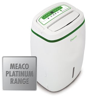 MEACO 20L LOW ENERGY DEHUMIDIFIER
