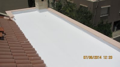 WHITE SHIELD COATINGS - AFTER